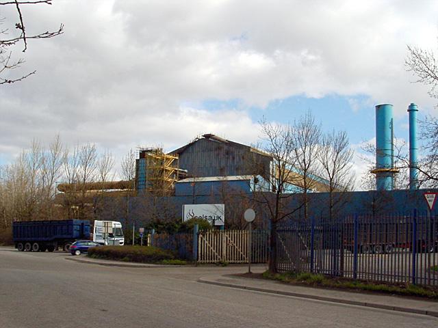 Celsa factory, Tremorfa