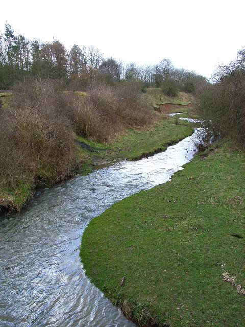 The River Deerness at Esh Winning