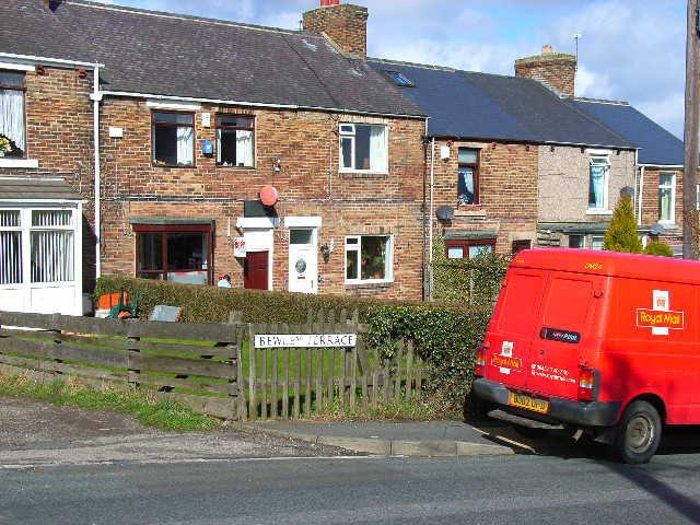 New Brancepeth Post Office