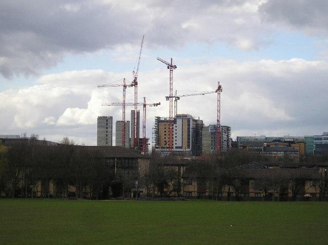 Cranes Milton Keynes