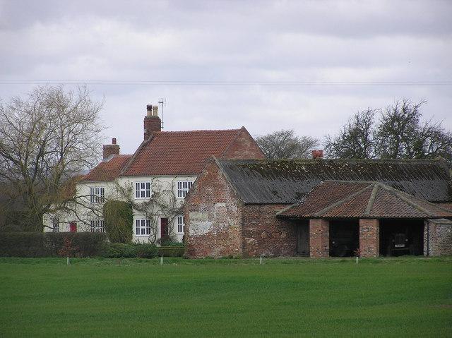 Paradise Farm :  Richmond Road