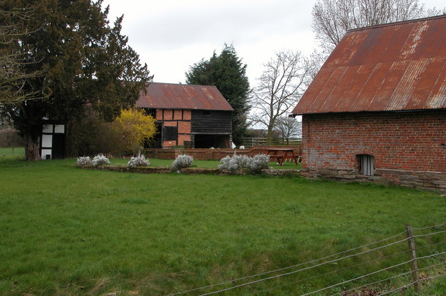 Court Farm, Canon Pyon
