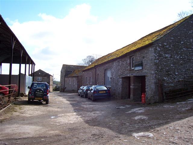 Aldby Farm.