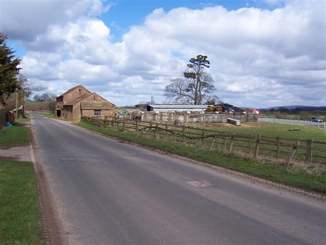 Lowstreet House Farm.