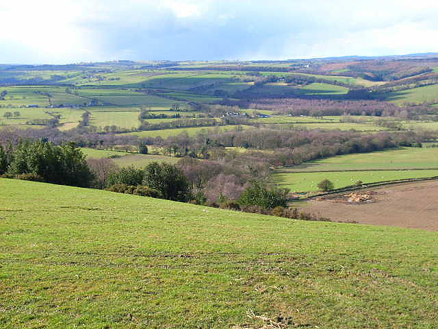 Valley of the River Browney