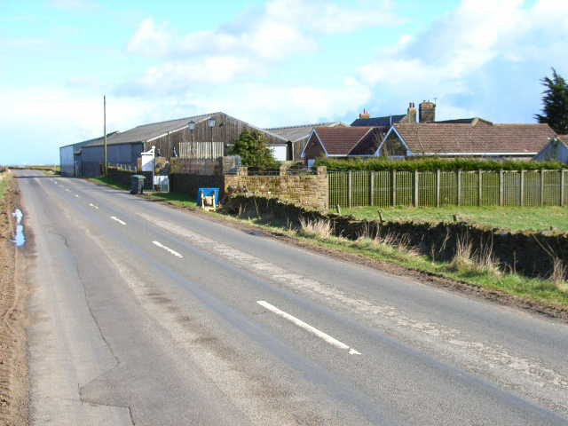 Click-em-Inn Farm, near Wilk's Hill