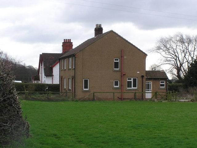 Kneeton Cottages.
