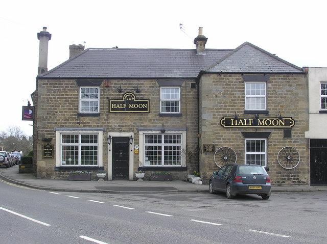 Half Moon : Barton