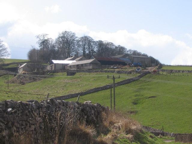 Dirtlow Rake Farm