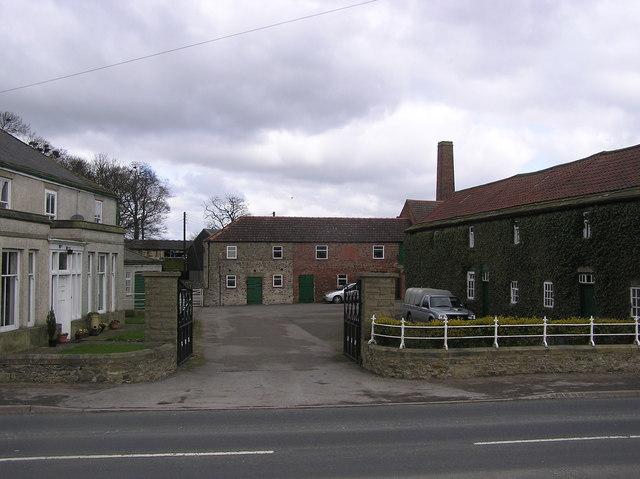 Newton Morrell : Farm