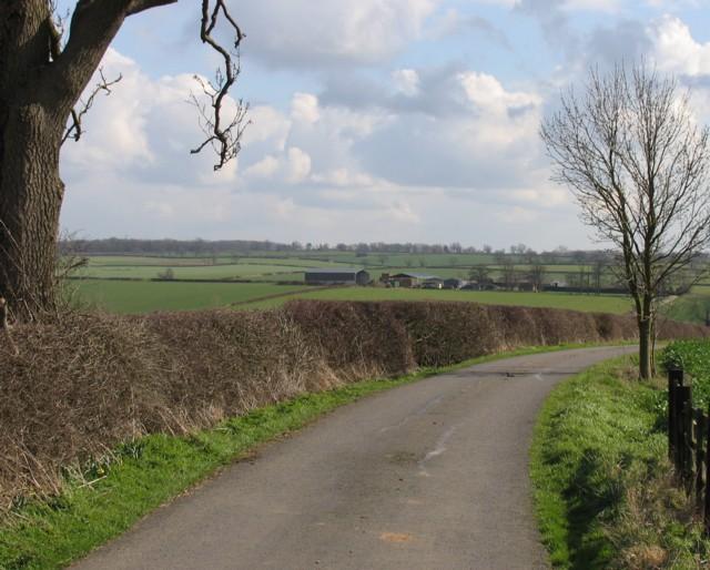 Frisby Grange Farm