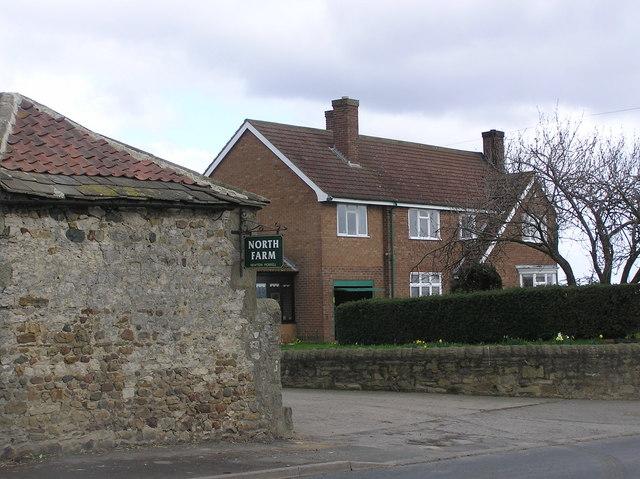 North Farm : Newton Morrell