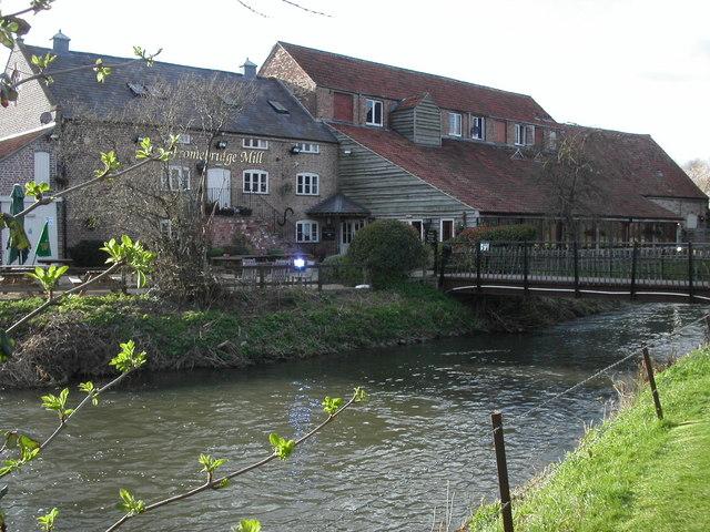 Fromebridge mill