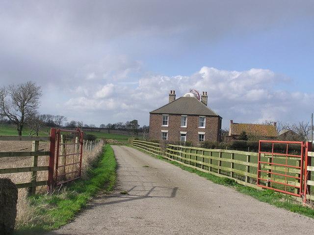 West Hartburn Farm.
