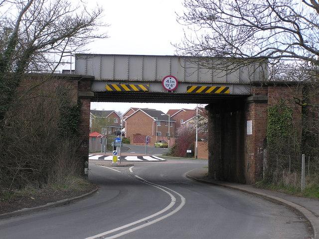 Oaktree Junction : Railbridge