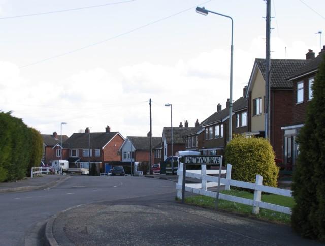 Chetwynd Drive