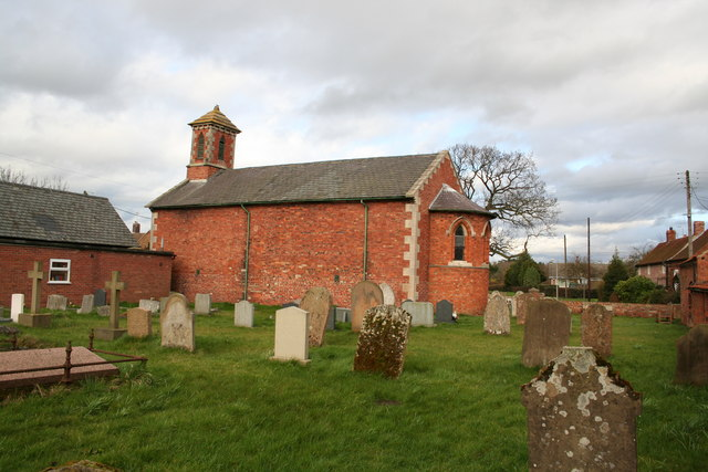 Holy Trinity church, Besthorpe