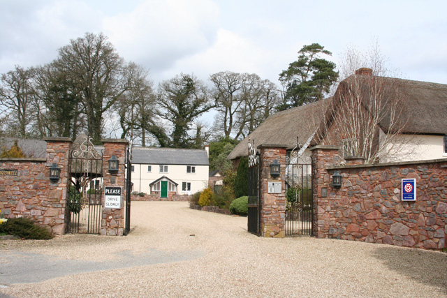 Halberton: Old Bridwell