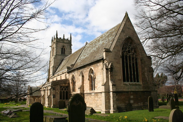 St.Peter & St.Paul's church, Barnby Dun