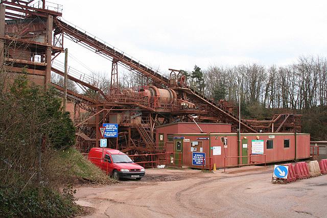 Uffculme: Hillhead Quarry