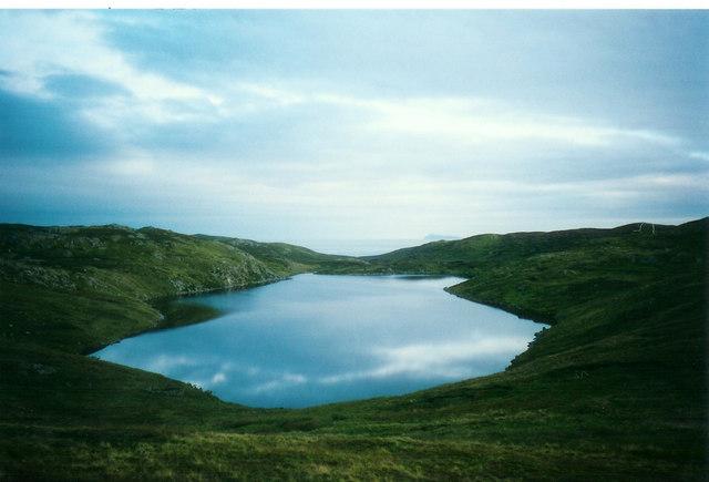 Longa Water, Vidlin