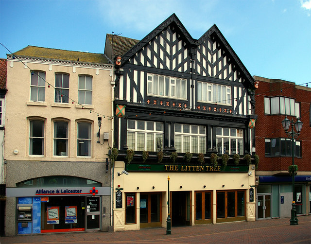 The Litten Tree, Grimsby
