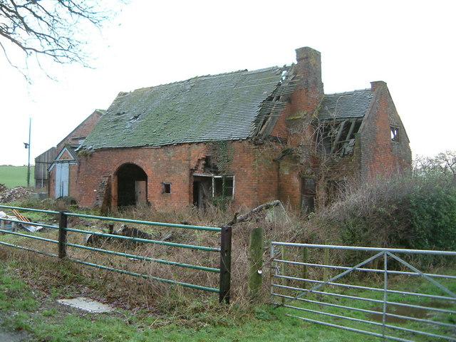 Bowhill Lane Farm - Betley