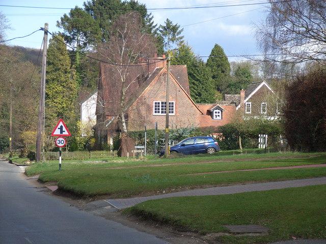 Cottage, Little Kingshill