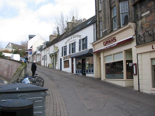 St Stephen's Brae, Inverness
