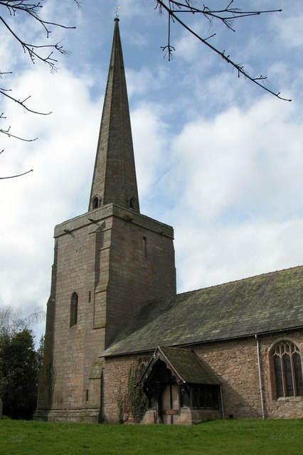Withington Church