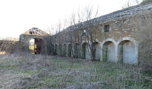 Carthouse at East Barns Farm, near Dunbar