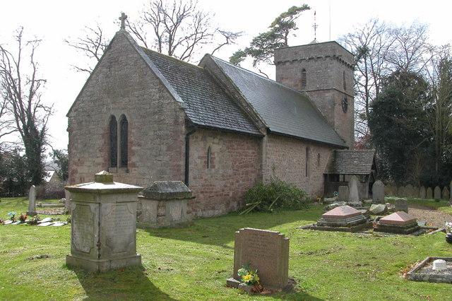 Sutton St Nicholas Church