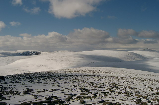 From Broad Cairn