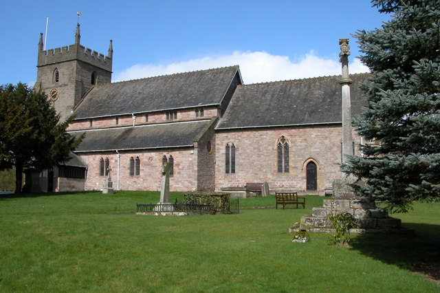 St Mary the Virgin, Burghill