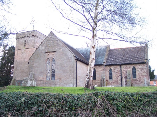 Sutton St. Nicholas Church