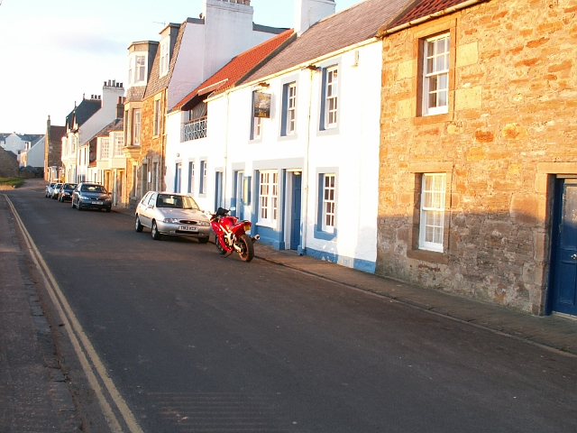 The Toft, Elie