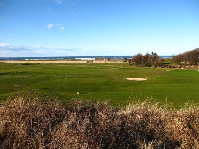 Dunbar Golf Course