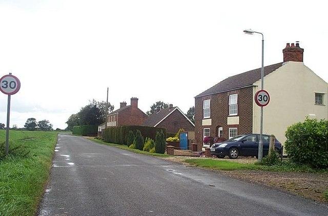 Chapel Rd. Tilney Fen End.