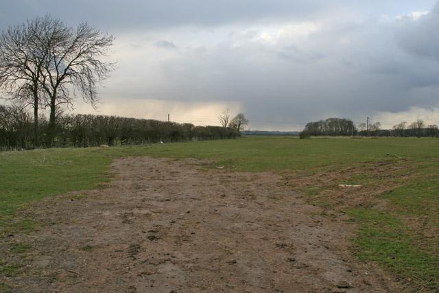 Farmland near Willoughby