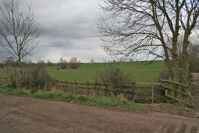 Farmland at Dungehill
