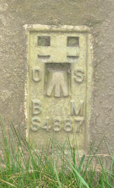 Plaque on Hose Hill Triangulation Pillar
