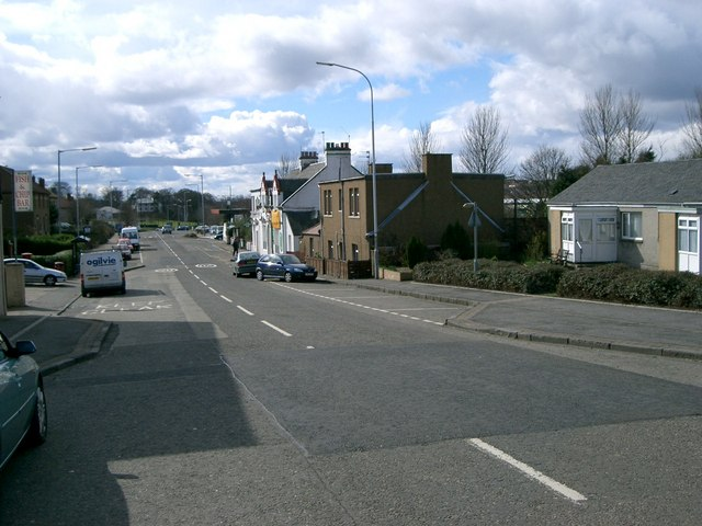 Main Street Halbeath