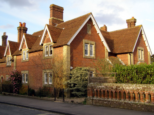 Buccleuch Cottages, Beaulieu, New Forest