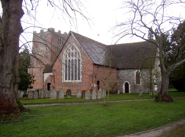 St James's Church, Bramley