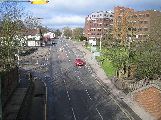 Dunstable: A505 Luton Road