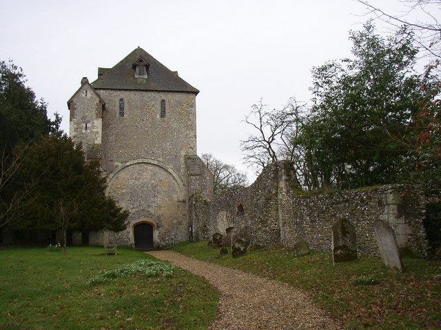 Priory Church, Pamber