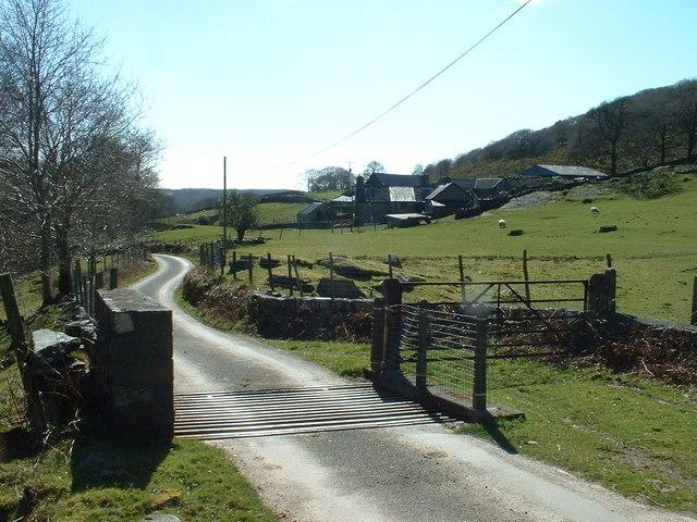 Crafnant Farm