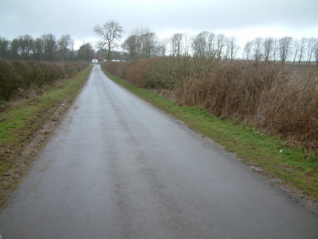 South of Ubley, Somerset