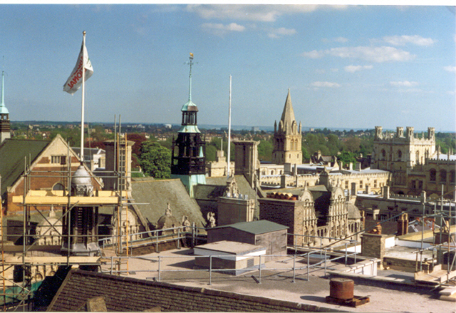 Oxford from Carfax