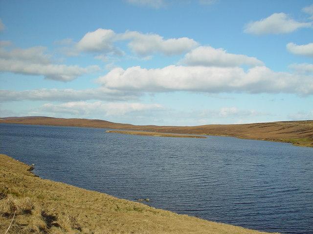 Loch of Girlsta, Shetland